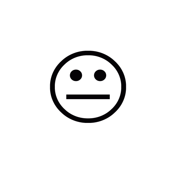Smiley 01 d co adh - Smiley noir et blanc ...