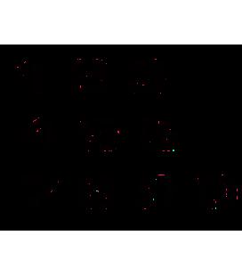Chiffre Stencil
