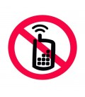 Téléphone interdit